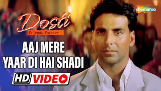 Download Mujhe Jhoom Jhoom Ke | Dosti-Friends Forever Songs|Akshay Kumar |Juhi Chawla |Bobby Deol |Gold songs Video