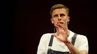 Download A poem for pole dancers who can't say no   Harry Baker   TEDxExeter Video