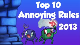 Download Top 10 Annoying Rules in Board Games Video