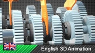 Download How a Motorcycle Transmission Works! (Animation) Video