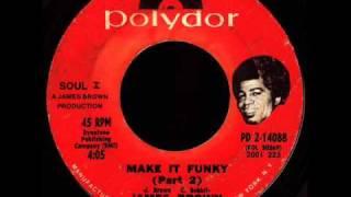 Download James Brown - Make It Funky Part 1 Thru 4 (Super Rare) Video