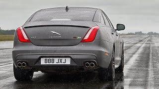 Download Jaguar XJR575 (2018) Luxury Sport Sedan [YOUCAR] Video
