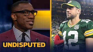 Download Shannon Sharpe was 'impressed' by Aaron Rodgers during Week 1 vs Chicago | NFL | UNDISPUTED Video