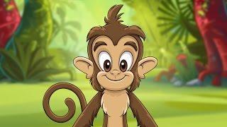 Download Majmunski Ples - Monkey Dance | Dečija Zona Video