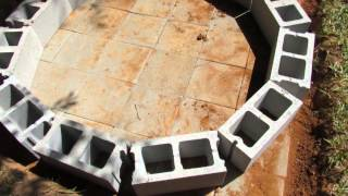 Download How to build a fire pit. Video