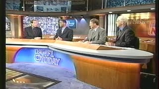 Download NFL on CBS - 1998 Week 1 The NFL Today 4pm Intermission Show Video