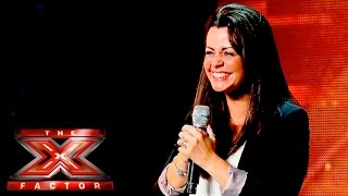 Download Sherilyn Hamilton-Shaw leaves Cheryl in tears   Auditions Week 4   The X Factor UK 2015 Video