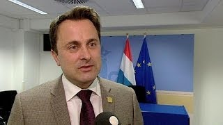 Download Stop the clichés about Luxembourg, says new PM Xavier Bettel Video