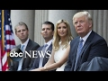 Download Donald Trump's Children: Ivanka, Don Jr., Eric Interview on New Roles | ABC News Video