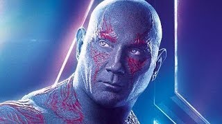 Download The Hilarious Infinity War Line That Was Dave Bautista Improv Video