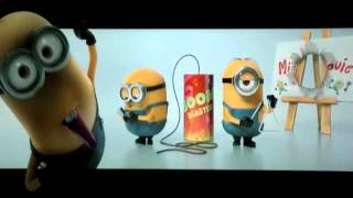 Download Despicable Me 2 Credit Cut - Lead to Minion Movie Video