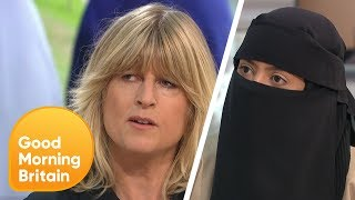 Download Rachel Johnson Says Her Brother's Burka Comments Didn't Go Far Enough | Good Morning Britain Video