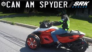 Download Can-AM Spyder RS-S Video