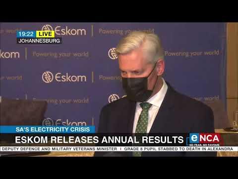 SA's Electricity Crisis   Eskom CEO André de Ruyter speaks to eNCA