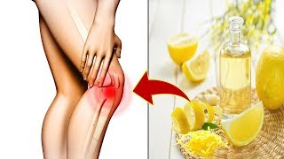 Download YOU CAN REMOVE JOINT PAIN FOREVER WITH A PEEL OF LEMON Video