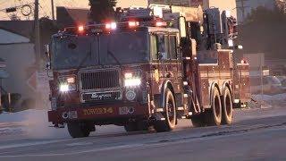 Download Bristol Township Apartment Fire Response. Video
