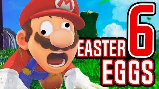 Download 6 EASTER EGGS DANS SUPER MARIO ODYSSEY Video