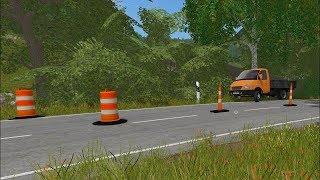 Download Farming Simulator 17 Mods - Traffic Cones Pack for PC/MAC, PS4, XB1 Video
