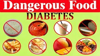 Download 25 Most Dangerous Food for Diabetes (No.1 Scary) Video