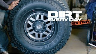 Download Different Types of Military Hummer Wheels and Beadlocks With Dirthead Dave - Dirt Every Day Extra Video