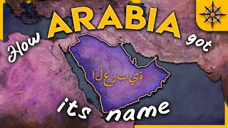 Download How Arabia Got Its Name Video