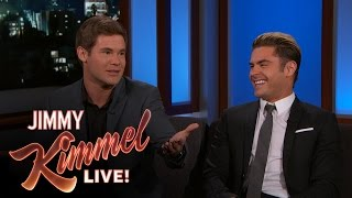 Download Zac Efron & Adam Devine Met the Real ″Mike & Dave″ Video