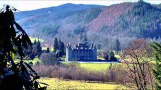 Download Inveraray Loch Fyne Argyll Scotland Video