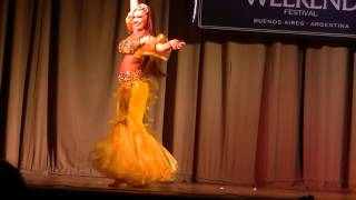 Download BELLYDANCE WEEKEND FESTIVAL 2016 ″DAYSHA″ Video