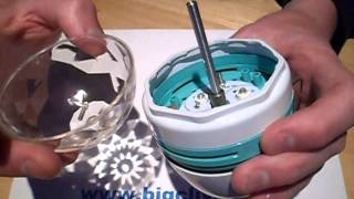 Download Ebay LED disco lamp teardown. Video