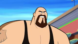Download Sheamus and Big Show collide in ″WWE & The Jetson: Robo-Mania″ Video