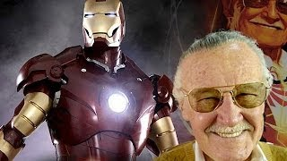 Download Stan Lee meets Real Tony Stark at Legacy Effects Video