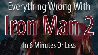 Download Everything Wrong With Iron Man 2 In 6 Minutes Or Less Video