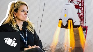 Download Gwynne Shotwell, the Woman Who Keeps SpaceX Alive Video