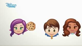 Download ″Os Descendentes″, contado por Emoji Video