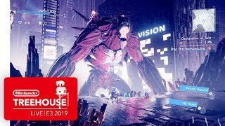 Download ASTRAL CHAIN Gameplay Pt. 2 - Nintendo Treehouse: Live | E3 2019 Video