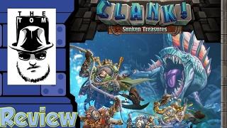Download Clank!: Sunken Treasures Review - with Tom Vasel Video