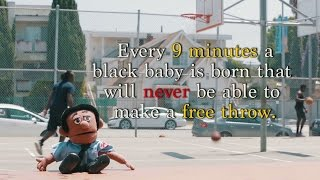 Download Black and Can't Play Basketball | Awkward Puppets Video