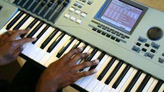 Download We're Blessed by Fred Hammondpiano tutorial) Video