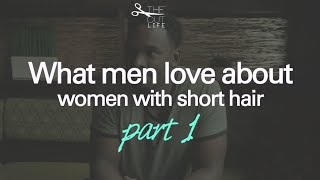 Download What Men Love About Women with Short Hair - Part 1 Video