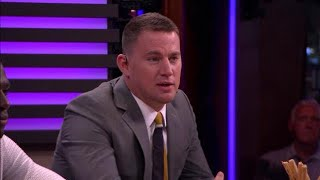 Download Zo blufte Channing Tatum zich naar zijn eerste acteerklus - RTL LATE NIGHT/ SUMMER NIGHT Video