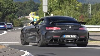 Download 585HP MERCEDES-AMG GT R - FLATOUT ON THE NORDSCHLEIFE! Video