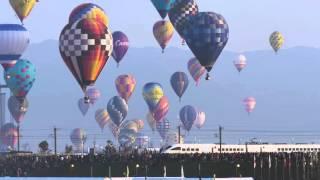 Download 佐賀インターナショナルバルーンフェスタ[Hi-res/4K SAGA] Video