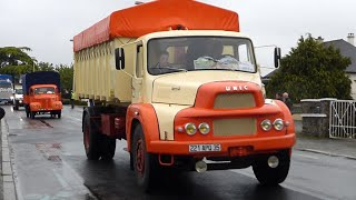 Download Classic cars and trucks in Brittany - véhicules anciens en Bretagne Video