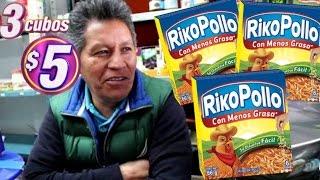 Download EL SEÑOR DE LA TIENDA VENDIENDO RICO POLLO   Video Random   Momos Corp   Comercial de Rico Pollo Video