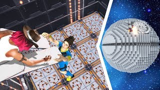 Download Can You Escape The SPACE STATION? (Fortnite Creative) Video