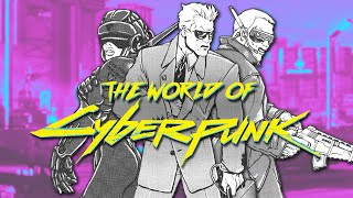 Download Cyberpunk's Universe Explained Video