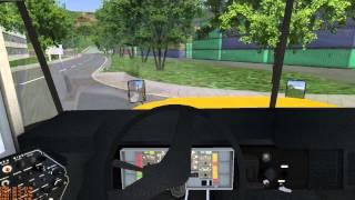 Download OMSI 2 School Inter Blue Bird Video