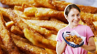 Download Chef Lena Tries 10 Of The Weirdest French Fry Recipes To Find The Perfect One Video