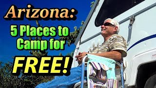 Download Arizona: 5 Little Places to Camp for Free! Video