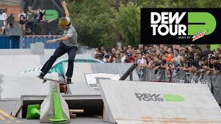 Download Dew Tour NYC 2014: Streetstyle Finals Video